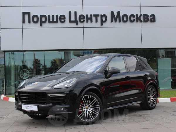 Porsche Cayenne, 2016 год, 3 890 000 руб.