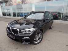 Тверь BMW X3 2019