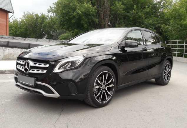 Mercedes-Benz GLA-Class, 2018 год, 2 100 000 руб.