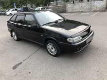 Красноярск 2114 Самара 2010