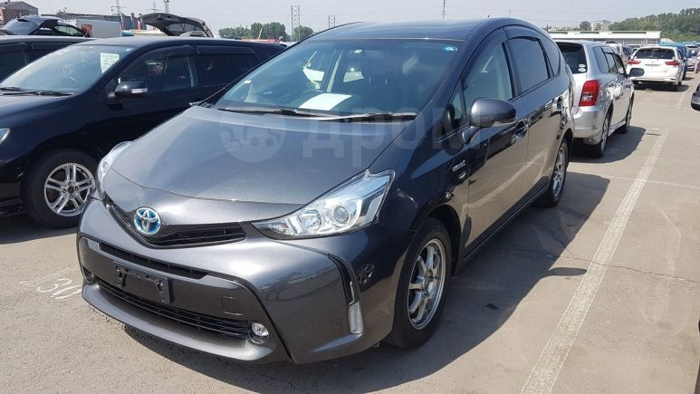 Toyota Prius a, 2015 год, 1 077 000 руб.