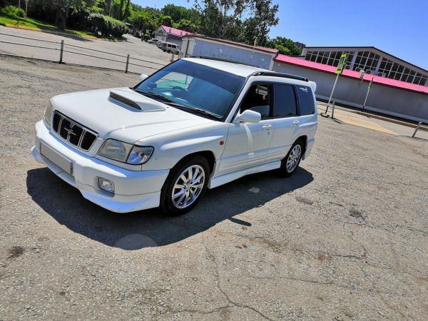 Subaru Forester, 2000 год, 399 000 руб.
