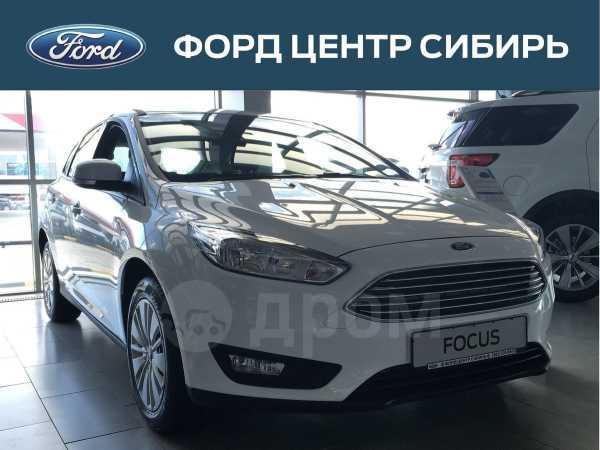 Ford Focus, 2019 год, 1 008 500 руб.