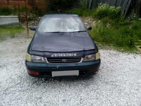 Toyota Corona, 1993 год, 100 000 руб.