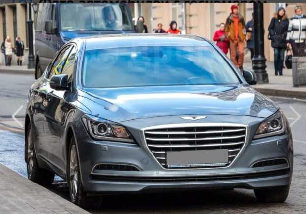 Hyundai Genesis, 2015 год, 1 500 000 руб.