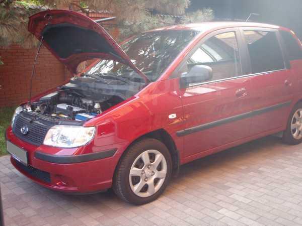 Hyundai Matrix, 2005 год, 399 999 руб.
