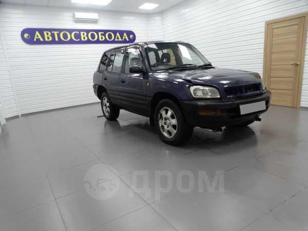 Toyota RAV4, 1997 год, 75 000 руб.
