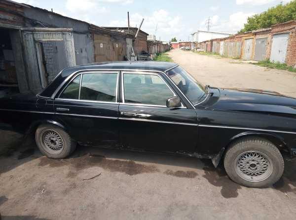 Mercedes-Benz Mercedes, 1982 год, 40 000 руб.