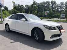 Хабаровск Toyota Crown 2014