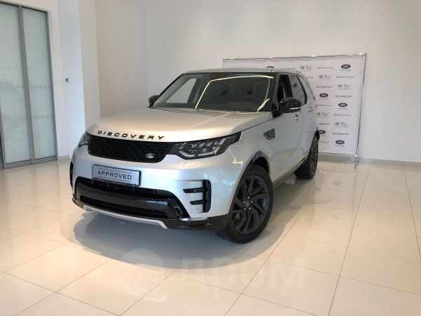 Land Rover Discovery, 2018 год, 4 629 000 руб.