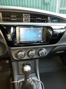 Лабинск Corolla 2014