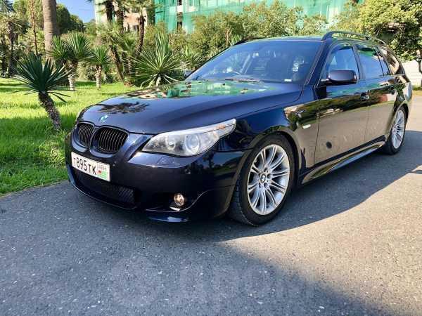 BMW 5-Series, 2006 год, 340 000 руб.