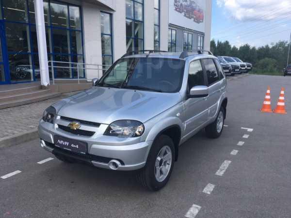 Chevrolet Niva, 2019 год, 854 000 руб.