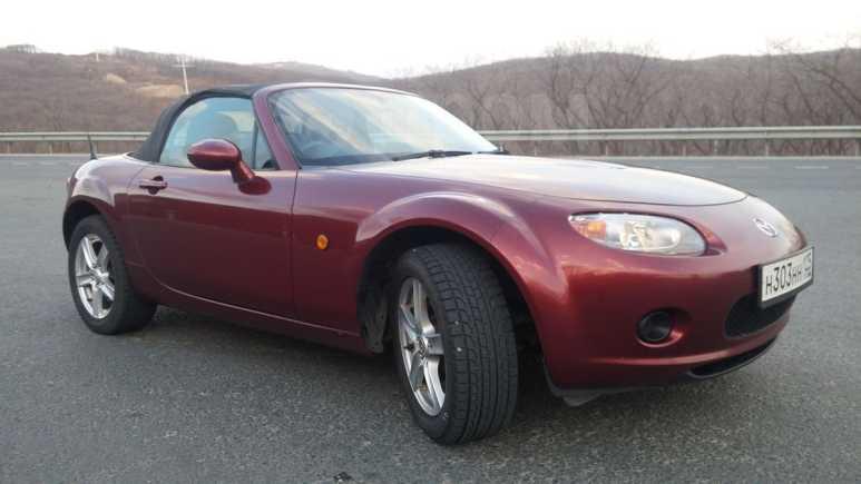 Mazda Roadster, 2006 год, 530 000 руб.