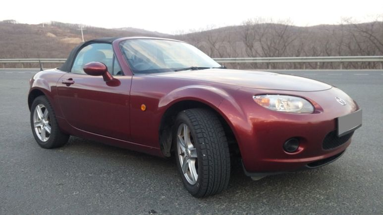 Mazda Roadster, 2006 год, 490 000 руб.