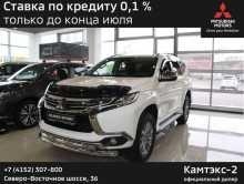 Петропавловск-Камч... Pajero Sport 2018