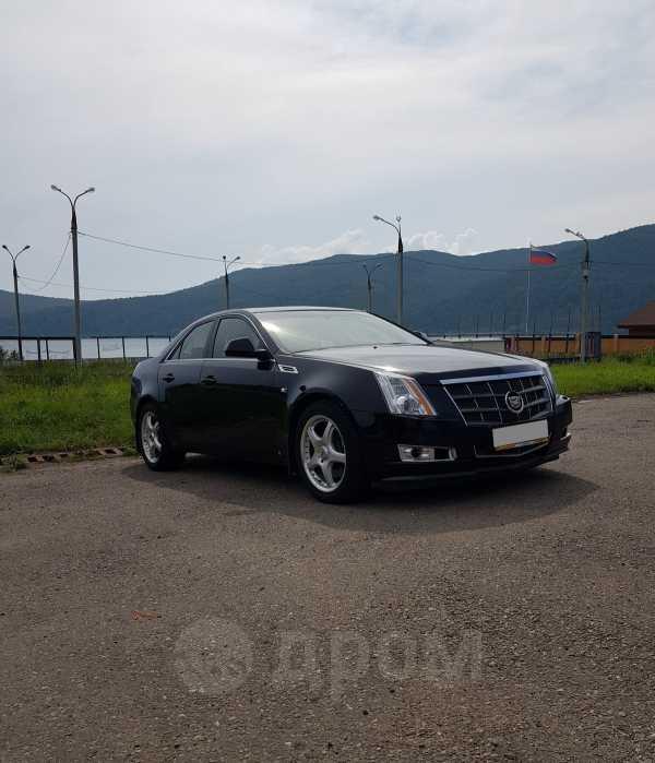 Cadillac CTS, 2009 год, 790 000 руб.