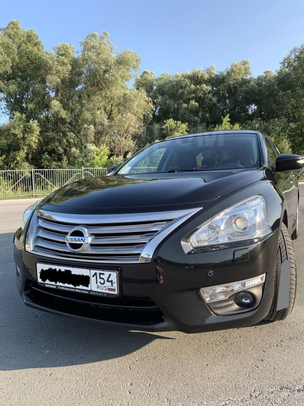 Nissan Teana, 2015 год, 1 010 000 руб.
