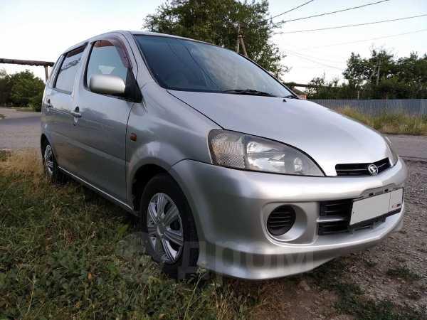 Daihatsu YRV, 2002 год, 215 000 руб.