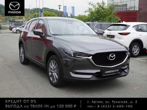 Mazda CX-5, 2019 год, 2 395 508 руб.