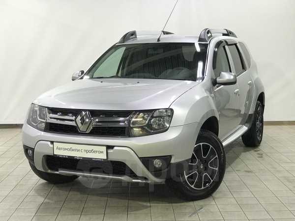 Renault Duster, 2018 год, 980 000 руб.
