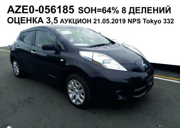 Nissan Leaf, 2013 год, 399 000 руб.