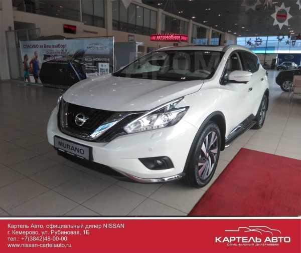 Nissan Murano, 2019 год, 2 749 000 руб.