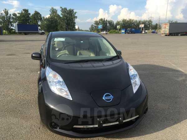 Nissan Leaf, 2012 год, 399 000 руб.