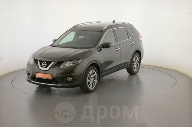 Nissan X-Trail, 2018 год, 1 625 000 руб.