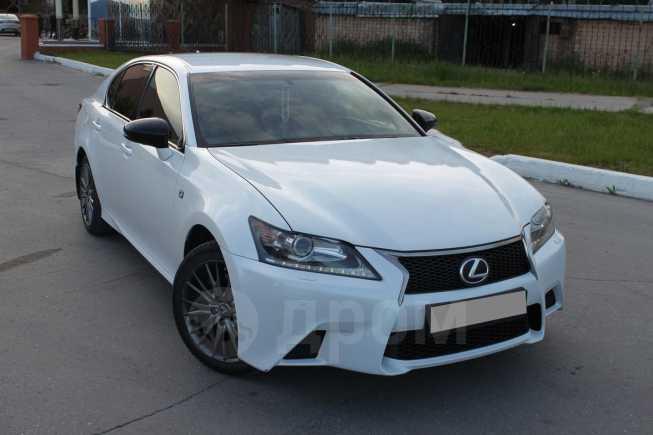Lexus GS350, 2012 год, 1 430 000 руб.