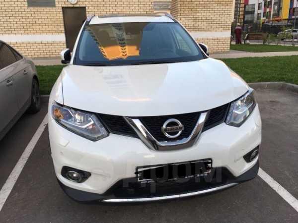 Nissan X-Trail, 2018 год, 1 820 000 руб.