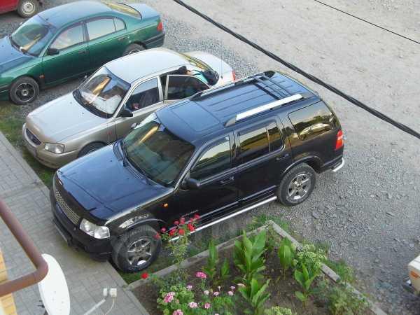 Ford Explorer, 2004 год, 365 000 руб.