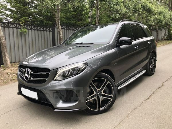 Mercedes-Benz GLE, 2017 год, 3 500 000 руб.