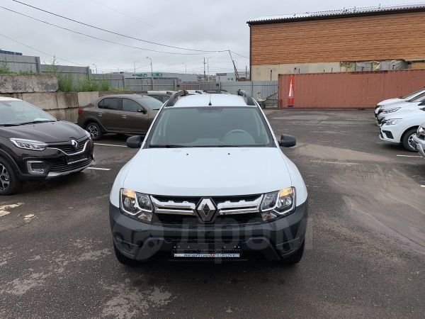 Renault Duster, 2019 год, 834 000 руб.