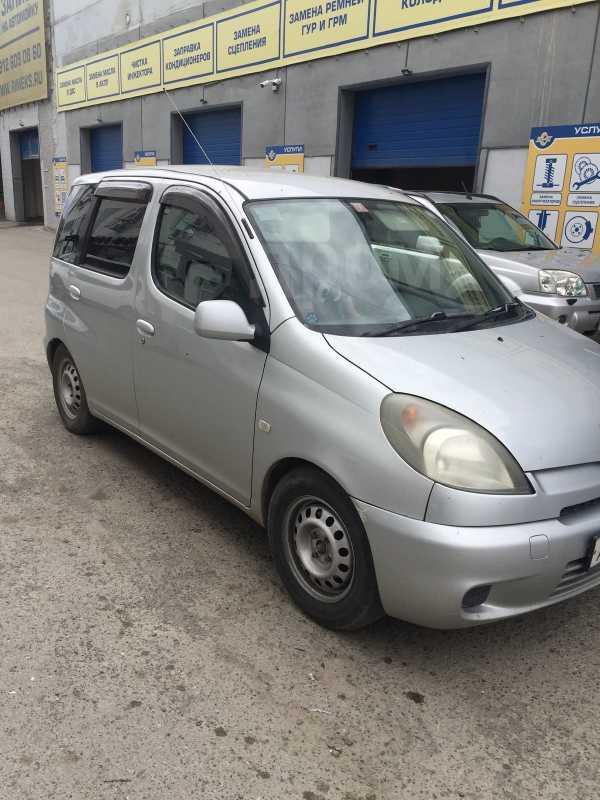 Toyota Funcargo, 2002 год, 110 000 руб.