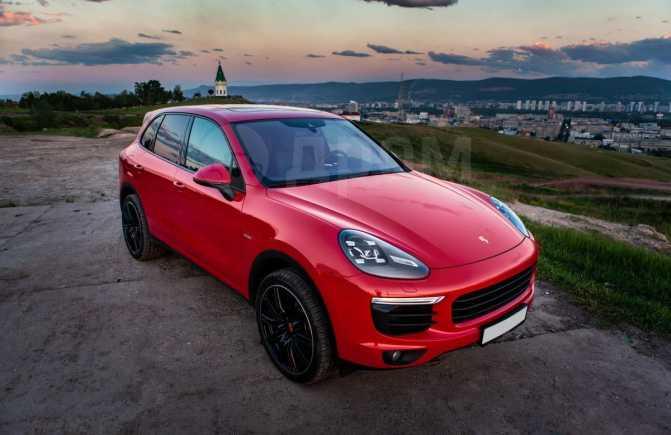 Porsche Cayenne, 2014 год, 3 100 000 руб.