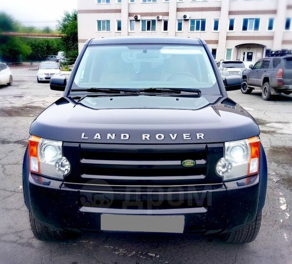 Land Rover Discovery, 2008 год, 890 000 руб.