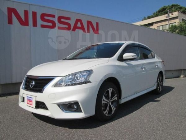Nissan Sylphy, 2016 год, 710 000 руб.