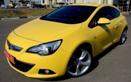 Краснодар Astra GTC 2013