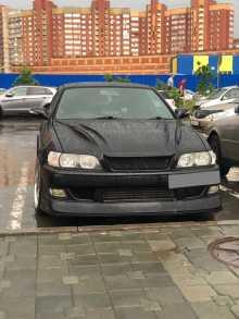 Новосибирск Chaser 1999