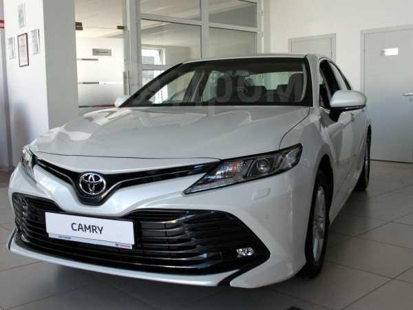 Toyota Camry, 2019 год, 1 568 851 руб.