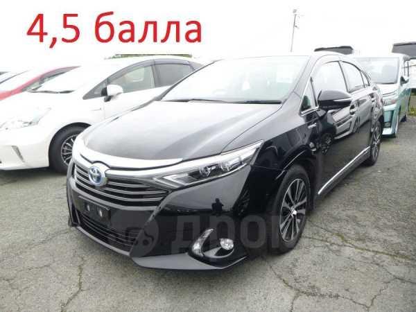 Toyota Sai, 2016 год, 1 470 000 руб.