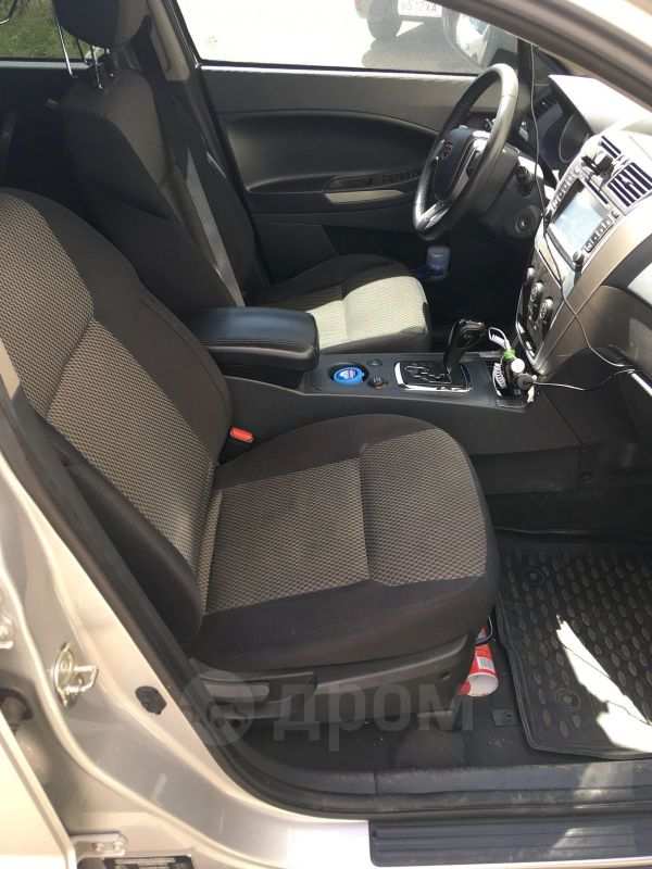Geely Emgrand X7, 2014 год, 500 000 руб.