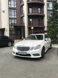 Mercedes-Benz E-Class, 2011 год, 1 109 000 руб.