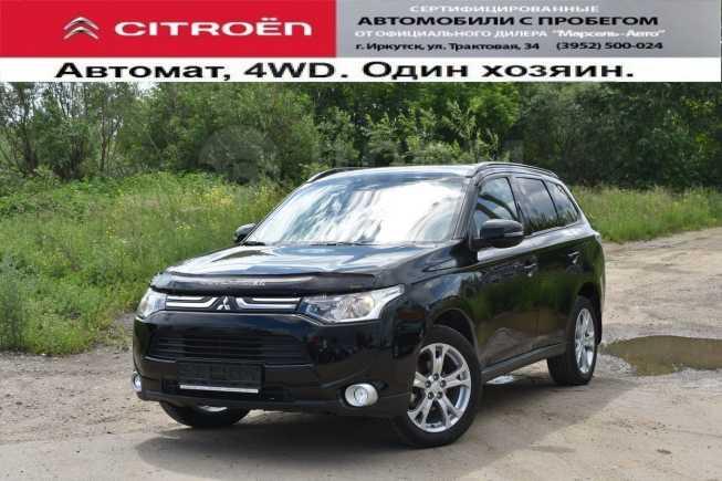 Mitsubishi Outlander, 2012 год, 948 000 руб.