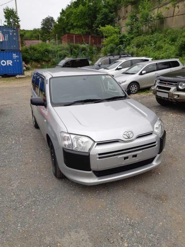 Toyota Probox, 2015 год, 485 000 руб.