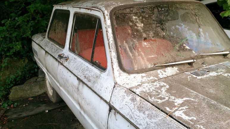ЗАЗ Запорожец, 1983 год, 30 000 руб.