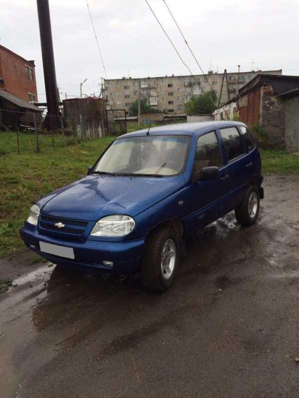 Chevrolet Niva, 2006 год, 139 000 руб.