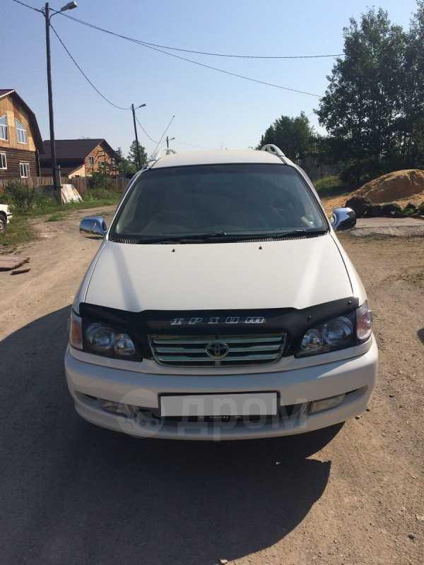 Toyota Ipsum, 1999 год, 390 000 руб.