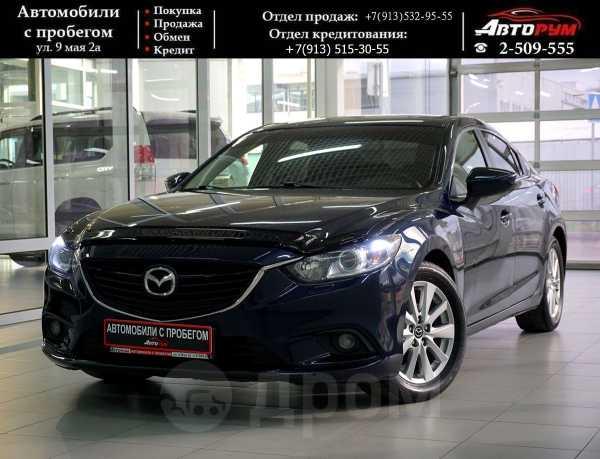 Mazda Mazda6, 2014 год, 997 000 руб.